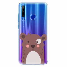 iSaprio Plastový kryt - Brown Bear - Huawei Honor 20 Lite
