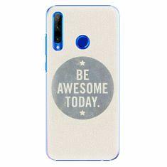 iSaprio Plastový kryt - Awesome 02 - Huawei Honor 20 Lite