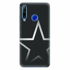 iSaprio Silikonové pouzdro - Star - Huawei Honor 20 Lite