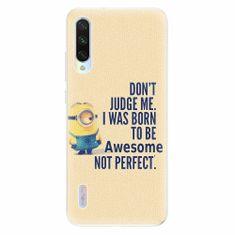 iSaprio Silikonové pouzdro - Be Awesome - Xiaomi Mi A3