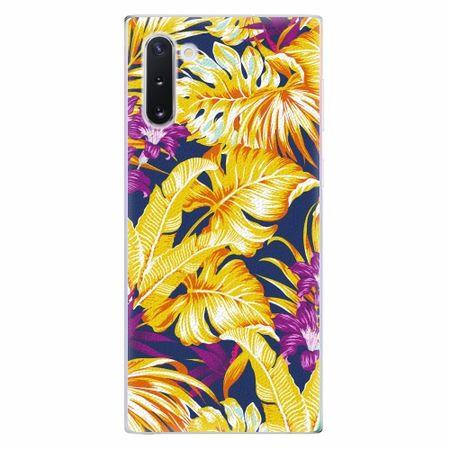 iSaprio Silikonové pouzdro - Tropical Orange 04 - Samsung Galaxy Note 10
