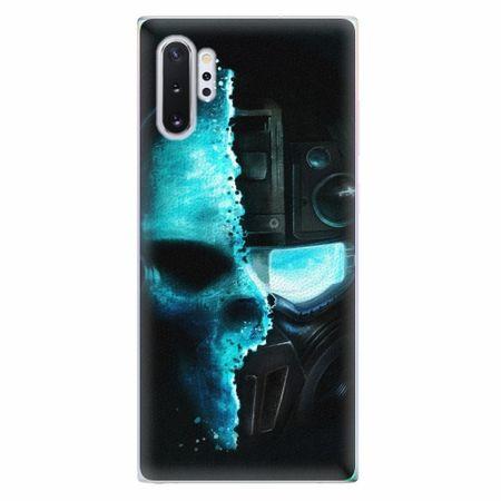 iSaprio Silikonové pouzdro - Roboskull - Samsung Galaxy Note 10+
