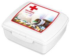 BRANQ Med box - box na lieky 0,85l-P5940