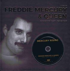 autor neuvedený: Freddie Mercury & Queen + DVD