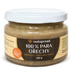 Nutspread 100% Máslo z para ořechů křupavé 250 g
