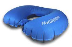 Naturehike Cestovní nafukovací polštářek Barva: Modrá