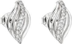 Evolution Group Ezüst cirkónium fülbevaló 11012.1 ezüst 925/1000