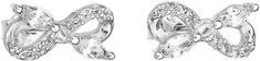Evolution Group Ezüst fülbevaló cirkóni fehér íjjal 11064.1 ezüst 925/1000