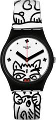 Swatch Comicat GB322