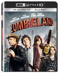 Zombieland - (2 disky) - Blu-ray + 4K Ultra HD
