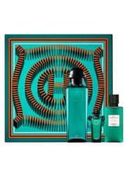 Hermès Eau D`Orange Verte - EDC 100 ml + sprchový gel 40 ml + EDC 7,5 ml