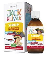 Simply you Hlíva JACK HLÍVÁK sirup 300 ml glukany a laktoferin