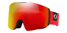 Oakley gogle narciarskie Fall Line XL BlockedOutRed w/PrzmTrchGBL