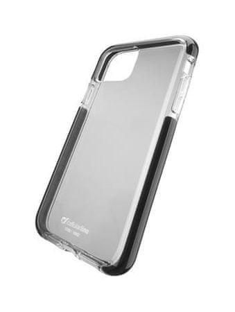 CellularLine Pouzdro Tetra Force Shock-Twist pro iPhone 11 Pro Max, transparentní TETRACIPHXIMAXK