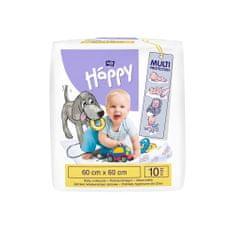 Bella Happy Dětské podložky 60x60 cm - 10 ks