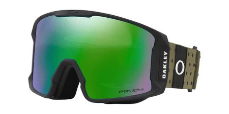 Oakley gogle narciarskie LM Blockography Dark Brush w/PrizmJdeGBL