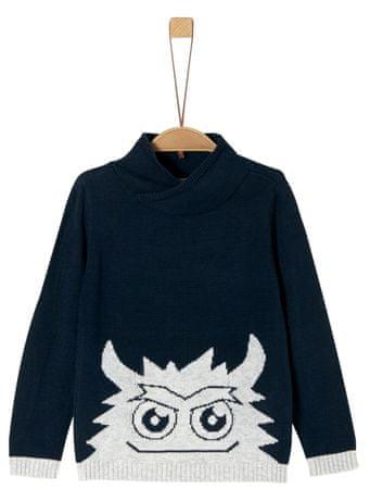 s.Oliver gyerek pulóver 92 - 98 sötétkék