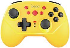 Ipega 9162Y Controller pro N-Switch 2448707, žltý