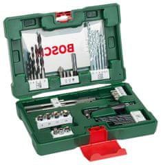 Bosch 41-dijelni komplet TiN svrdala i nastavaka za odvijanje V-Line s kutnim odvijačem (2607017316)
