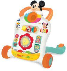 Alltoys Interaktivní chodítko Mickey Mouse a přátelé