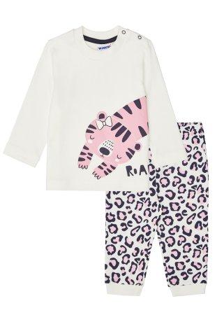 WINKIKI lány pizsama 86 milky
