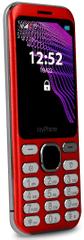 myPhone Maestro, czerwony