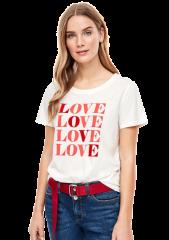 s.Oliver dámské tričko 14.910.32.4416