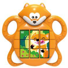 Alltoys Puzzle s liškou
