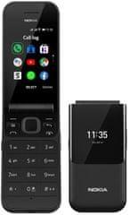 Nokia 2720 Flip, Black