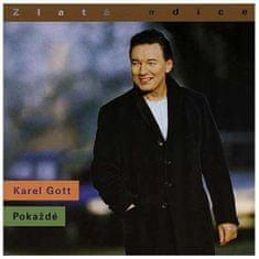 Gott Karel: Pokaždé (Zlatá edice) - CD