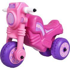 Dohany Odrážedlo Cross Bike růžové