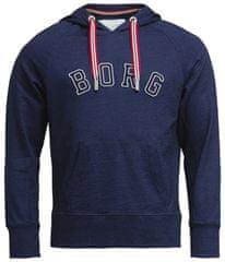 Björn Borg dámska mikina 1941-1083 Cropped Hood Denim