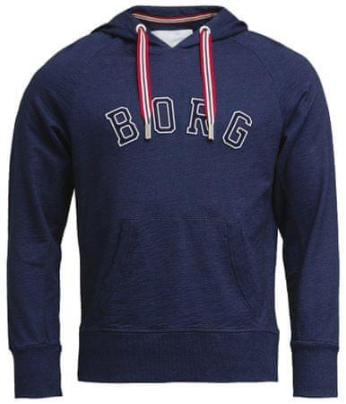 Björn Borg bluza męska 1941-1083 Hood Denim L ciemnoniebieski