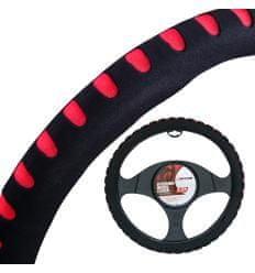 4Cars 4CARS poťah volantu penový červený 37-39