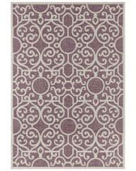 Bougari Kusový koberec Jaffa 103886 Purple/Taupe