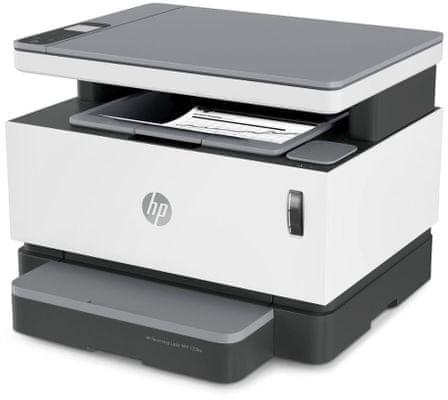 Tiskárna HP, černobílá  snadné doplnění toneru lasserová vhodná do kanceláří
