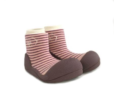 Attipas gyermek cipő Forest Pink 21,5 rózsaszín