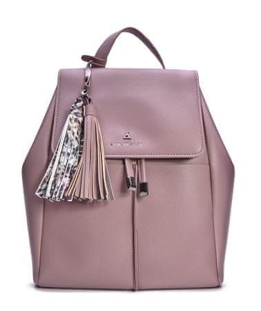 L'Atelier du Sac Brooke 9154 hátizsák, rózsaszín