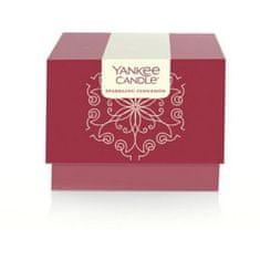 Yankee Candle Vonná sviečka 198 g Sparkling Cinnamon v darčekovom balení - limitovaná edícia!