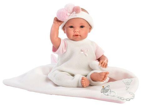 Llorens New Born fantek 63632, lutka