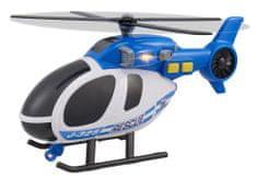 Alltoys Teamsterz policejní helikoptéra se zvukem a světlem