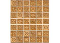 Dimex Fototapeta MS-3-0274 Béžová mozaika 225 x 250 cm