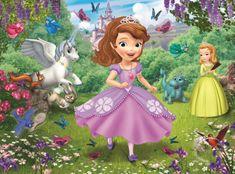 Trefl Puzzle Princezna Sofie 30 dílků