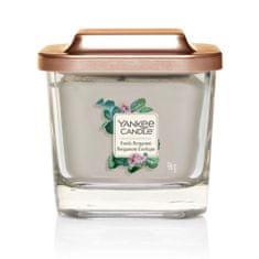 Yankee Candle Aromatická svíčka malá hranatá Exotic Bergamot 96 g