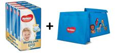 Huggies Ultra Comfort 3 Jumbo (5-9 kg) 224 ks (4x56 ks) - Měsíční balení