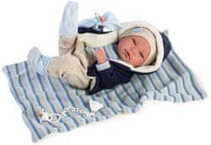 Llorens New Born fantek 73857, lutka