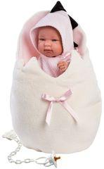 Llorens New Born deklica 84320, lutka