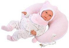 Llorens New Born fantek 74052, lutka