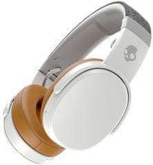 Skullcandy Crusher Wireless bezdrátová sluchátka, světle šedá
