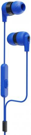 Skullcandy słuchawki przewodowe INKD+ In Ear, niebieskie